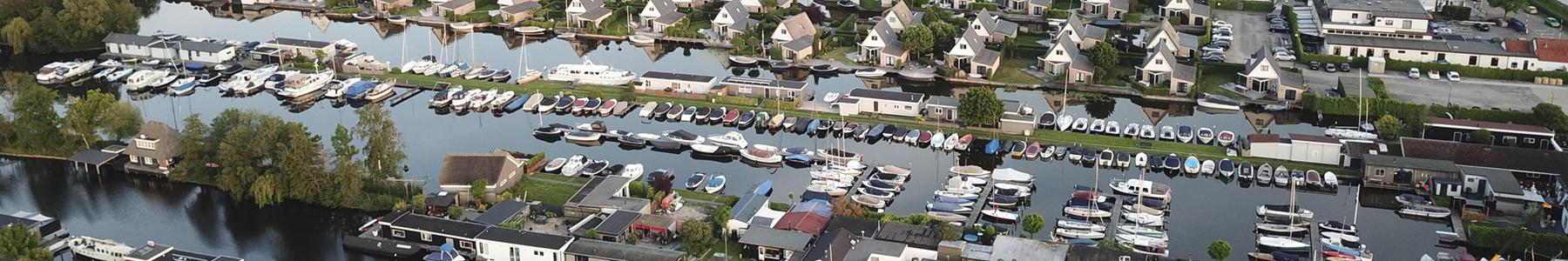 Jachthaven - Eersteaanleg